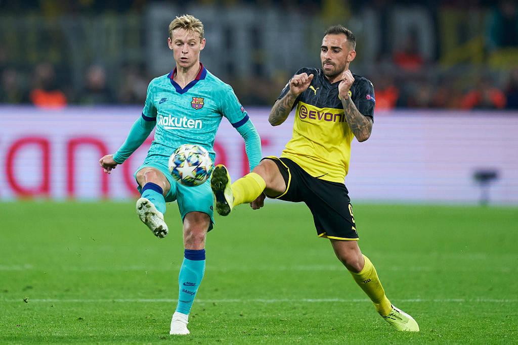 Borussia Dortmund 0-0 Barcelona: 3 talking points after Barcelona played goal-less draw against Borussia Dortmund
