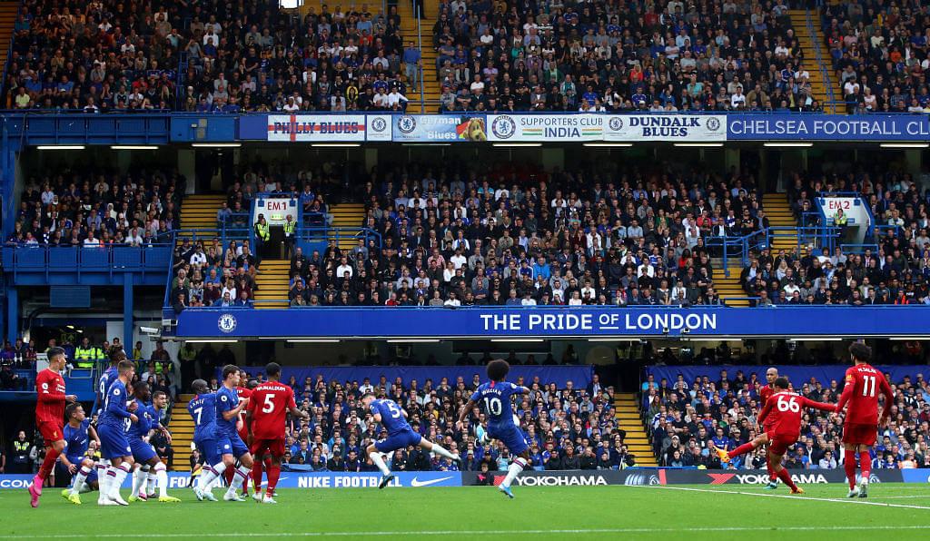 Trent Alexander Arnold goal Vs Chelsea: Watch Liverpool star scoring stunning free-kick against Chelsea