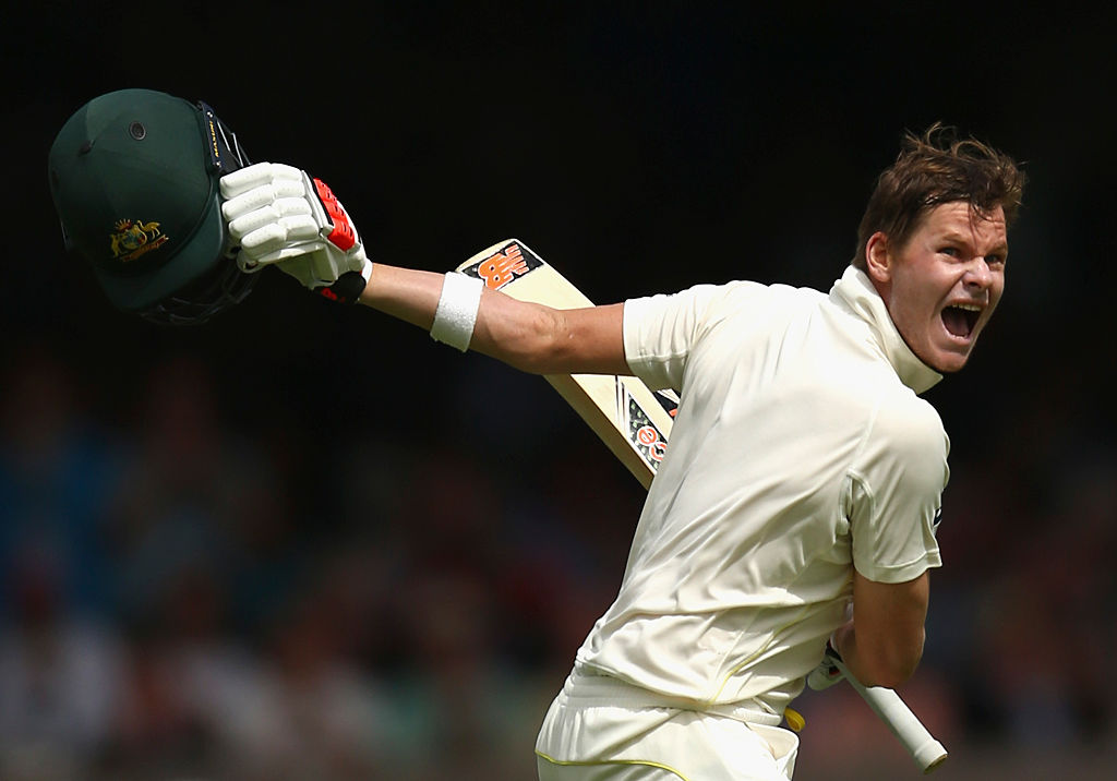Steve Smith Double Century Twitter reactions: Twitter explodes after Smith scores double ton against England