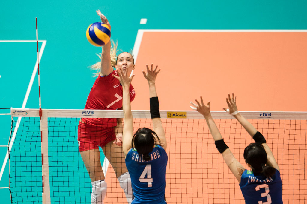 JPN-W vs SER-W Dream11 Team Prediction : Japan Vs Serbia FIVB Volleyball Women's World Cup Best Dream 11 Team