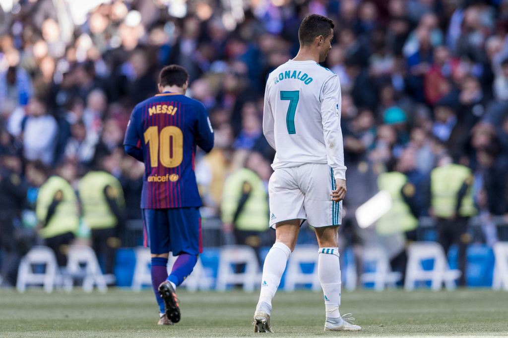 Lionel Messi receives higher rating in FIFA over his fierce rival Cristiano Ronaldo