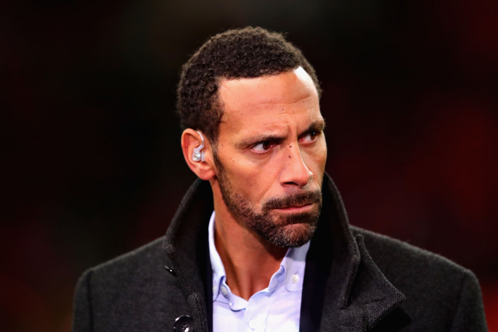 Rio Ferdinand debates with Manchester United fans over Ole Solskjaer's future with club