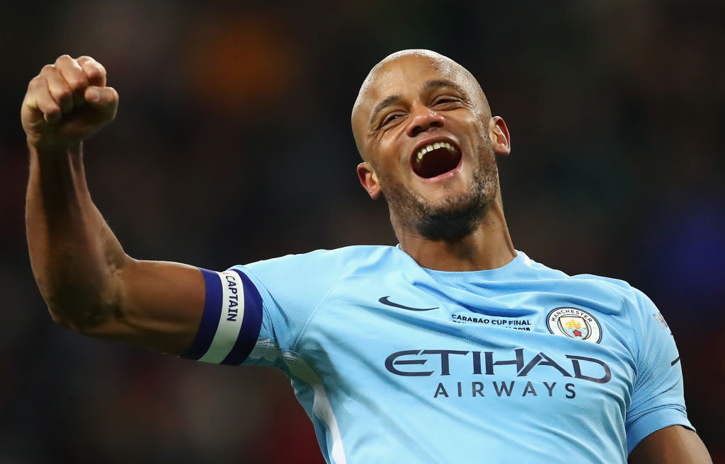 Vincent Kompany testimonial match: Man City legend to miss his own testimonial with a hamstring injury
