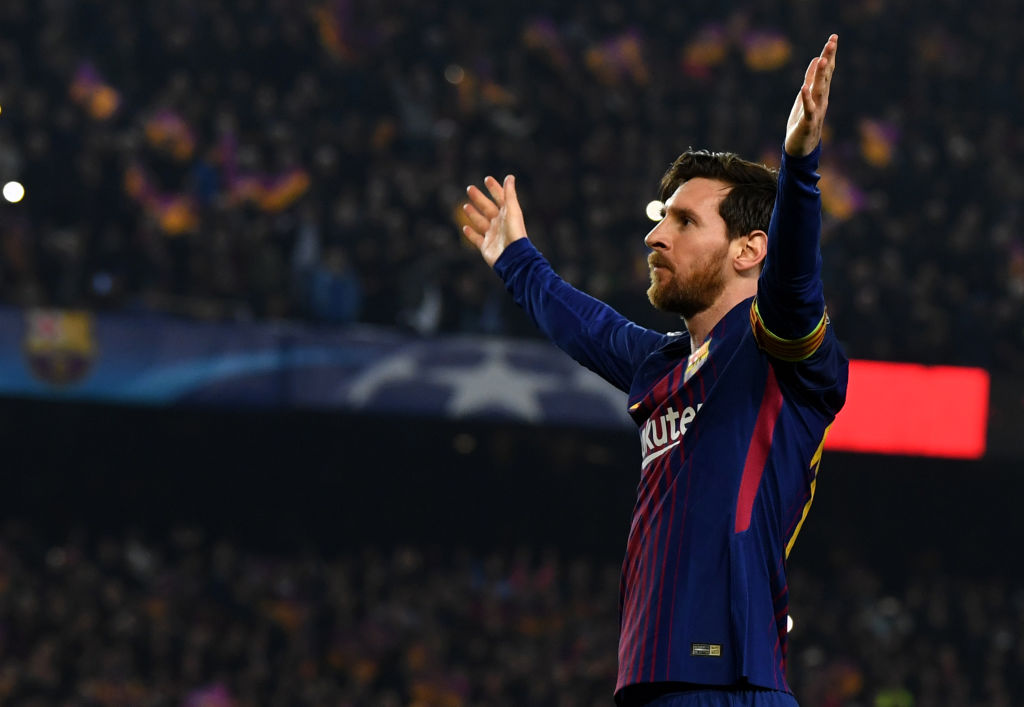 Lionel Messi's stats since 2015 show how bizarre it is that he hasn't won a Ballon d'Or since