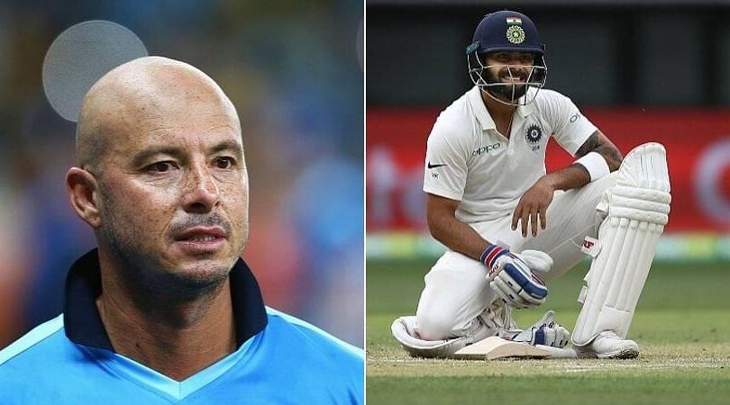 "Herschelle Gibbs acknowledges Virat Kohli quoting him as ""favourite cricketer"""