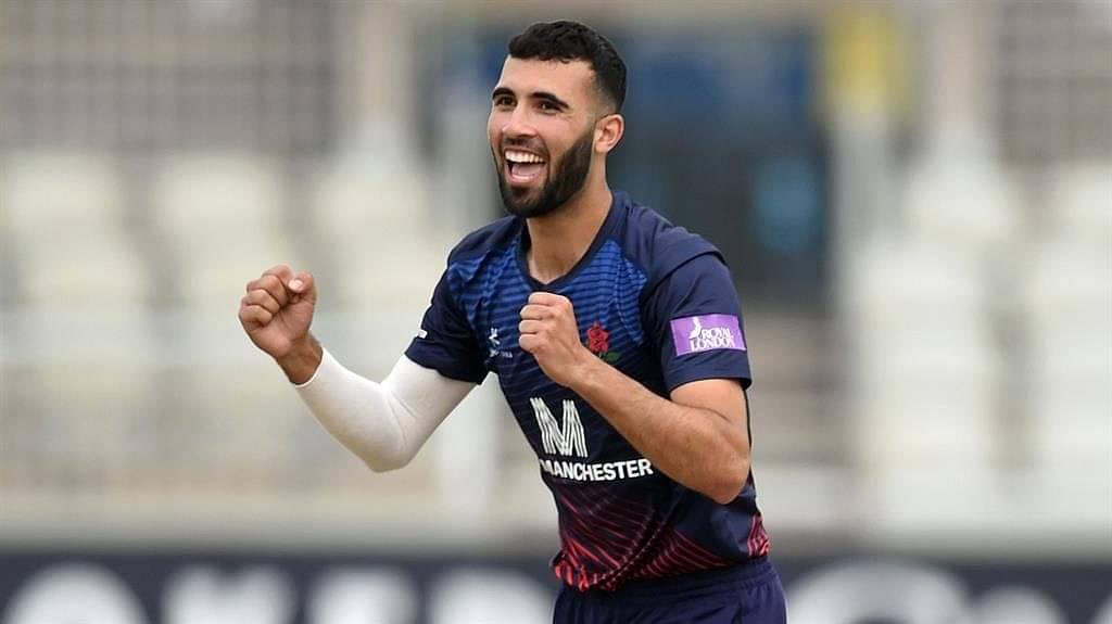 'I was called a terrorist' reveals England bowler Saqib Mahmood