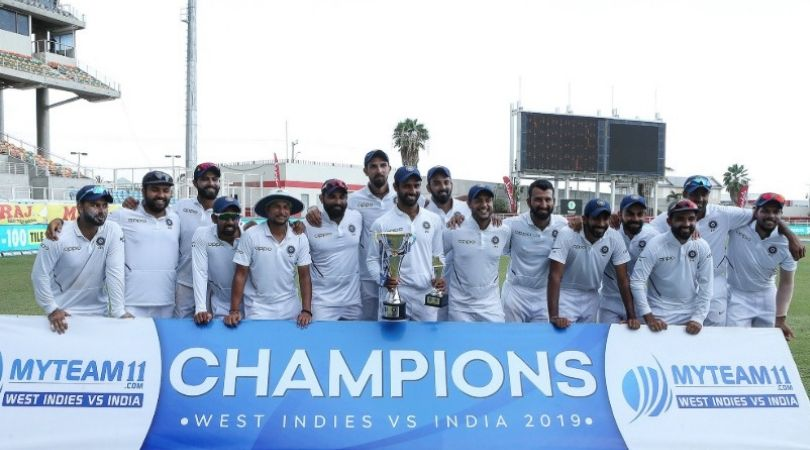 Points Table of ICC World Test Championship: How many points have India won after winning Jamaica Test?