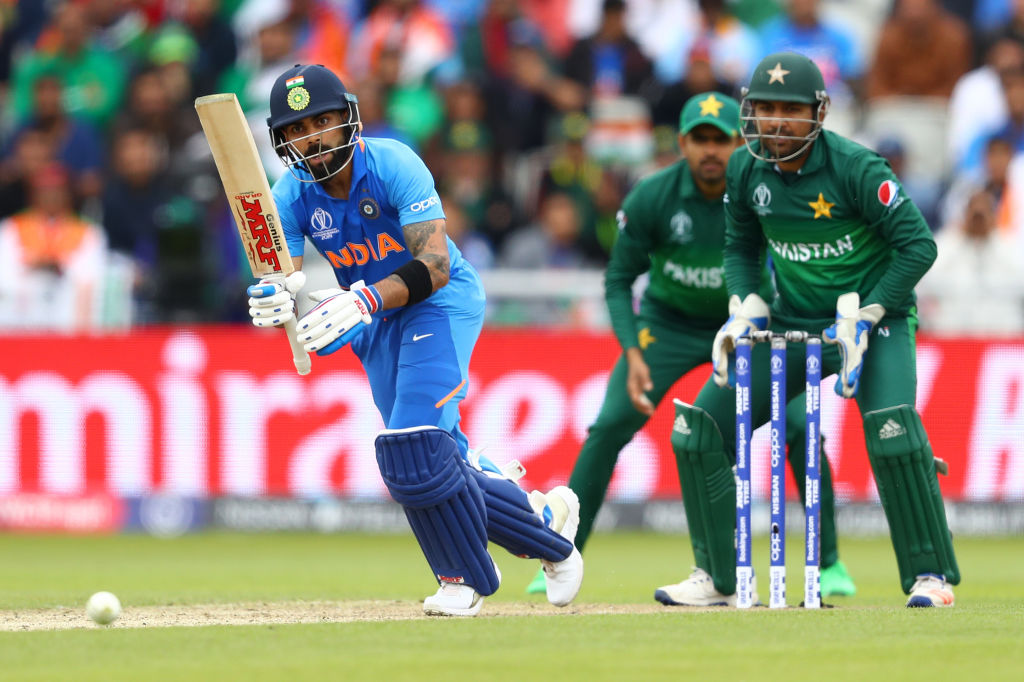 India-Pakistan 2019 World Cup match becomes most-watched match of this World Cup