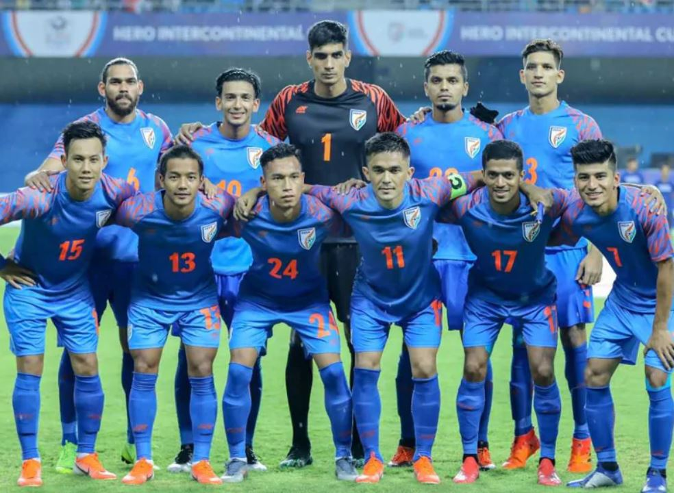 Indian Football News : Best Indian Football Players in Current Squad for India's World cup qualifiers