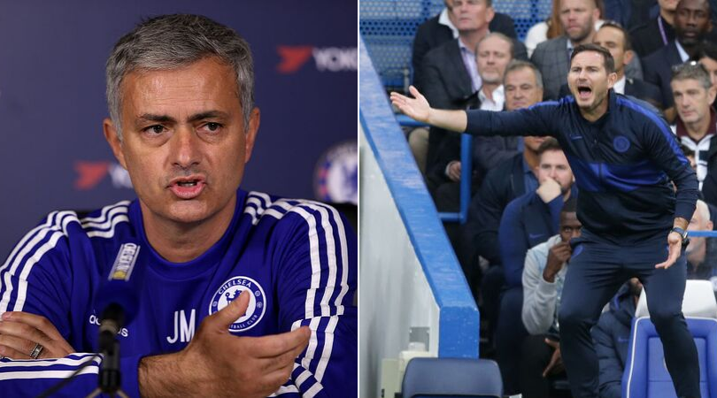 Chelsea news: Jose Mourinho warns Frank Lampard over Blues collapse after Liverpool defeat