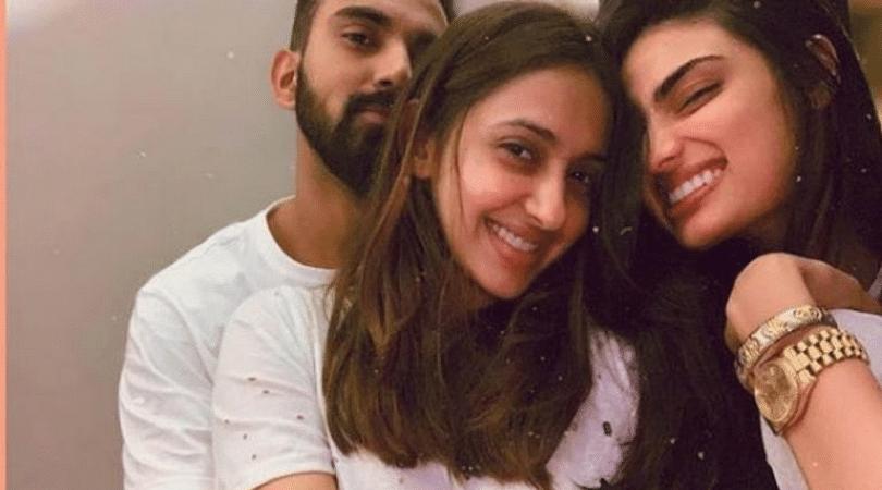 Who is KL Rahul Dating: Athiya Shetty or Akansha Ranjan Kapoor?