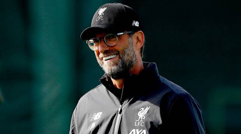 Jurgen Klopp recounts hilarious tale from his time as a Dortmund Manger back in 2011
