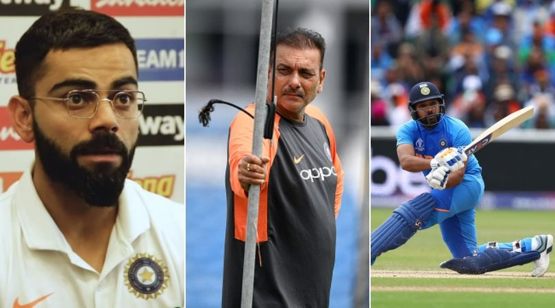 Virat Kohli-Rohit Sharma rift: Ravi Shastri issues massive statement on the controversy