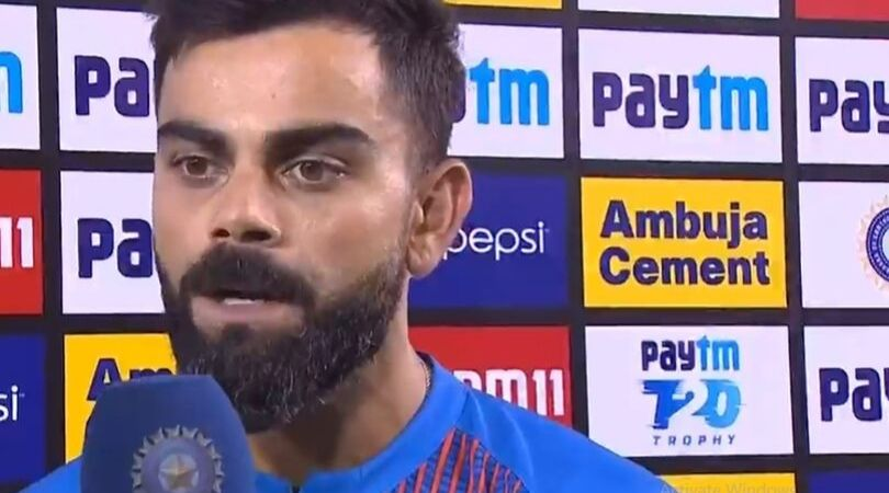 Virat Kohli reveals reason behind remaining consistent after surpassing Rohit Sharma as highest run-scorer in T20Is