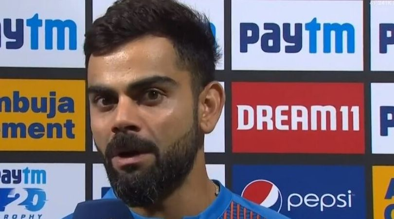 Virat Kohli opens up on India's team combination for ICC T20 World Cup 2020