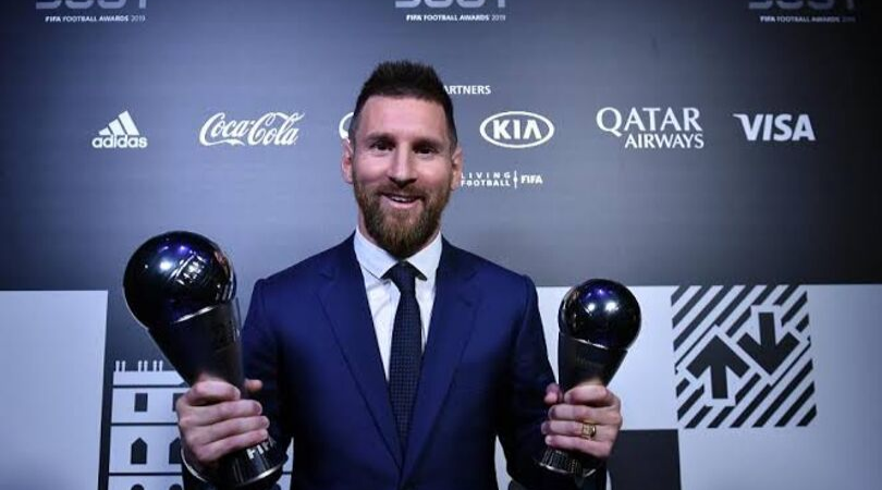 Lionel Messi Best FIFA player award tainted with claims of corruption after player and coach revelation
