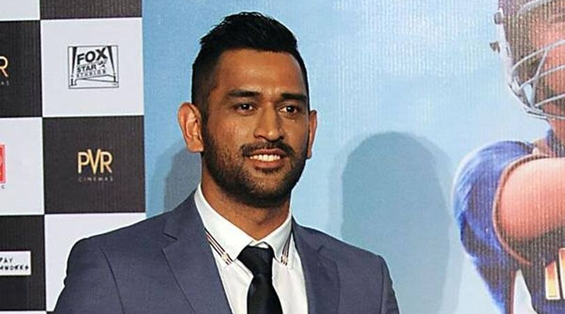 MS Dhoni to make his Bollywood acting debut alongside Sanjay Dutt according to reports