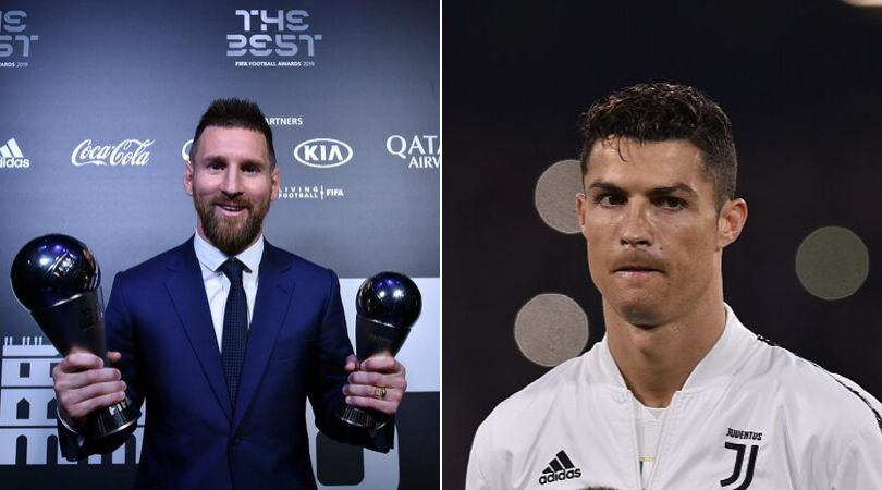 Cristiano Ronaldo has never voted for Lionel Messi in the Ballon d'Or or The best awards
