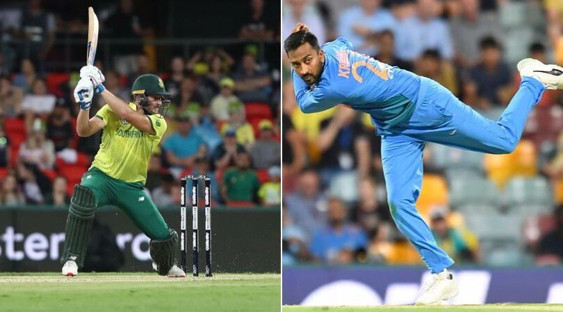IND vs SA Dream11 Team Prediction: India vs South Africa 1st T20I Best Dream 11 Team