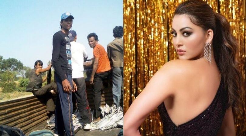 Urvashi Rautela responds to rumoured boyfriend Hardik Pandya's throwback post