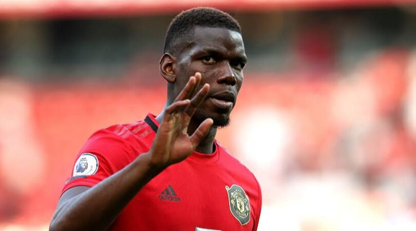 Paul Pogba demands €600000 per week from Manchester United to stay at Old Trafford