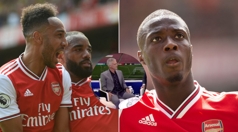 Arsenal News: Jose Mourinho gives suggestion to Unai Emery about the clever usage of front three