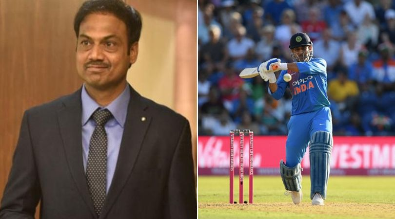 Will MS Dhoni retire today: MSK Prasad passes major statement on Dhoni's retirement speculations