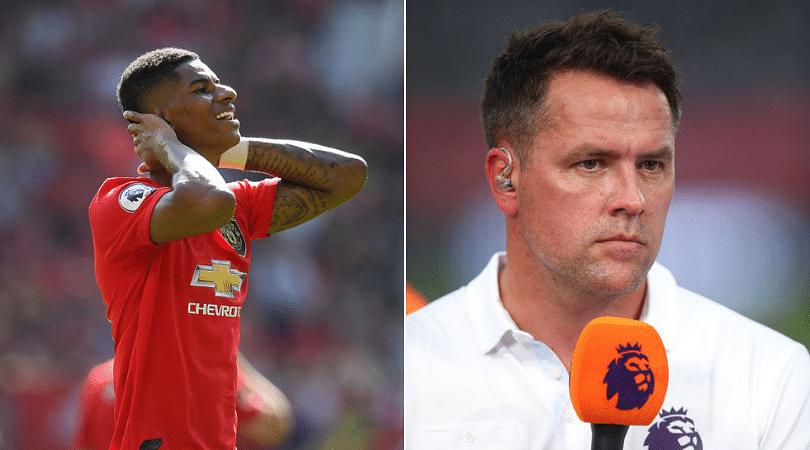 Man Utd News: Marcus Rashford hits back at Michael Owen over goalscoring comments