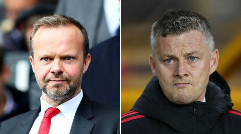 Man Utd News: Ed Woodward confident about Solskjaer's success at Old Trafford