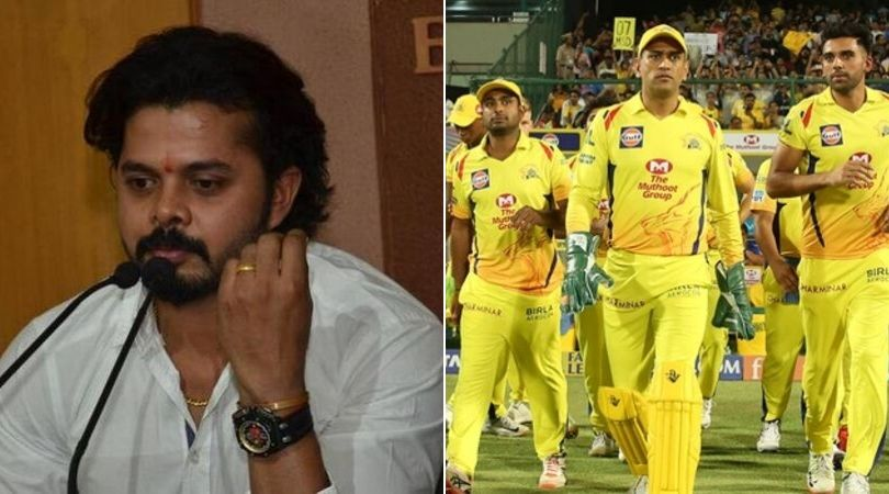 Why does Sreesanth hate CSK: Kerela pacer opens up on hatred for MS Dhoni-led franchise