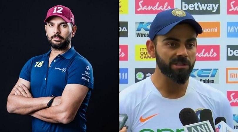 Yuvraj Singh speaks against Virat Kohli's theory of batting deep in T20Is