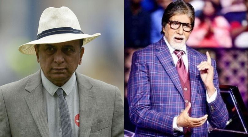 WATCH: Sunil Gavaskar emulates Amitabh Bachchan from KBC regarding India's No. 4 batsman in T20Is