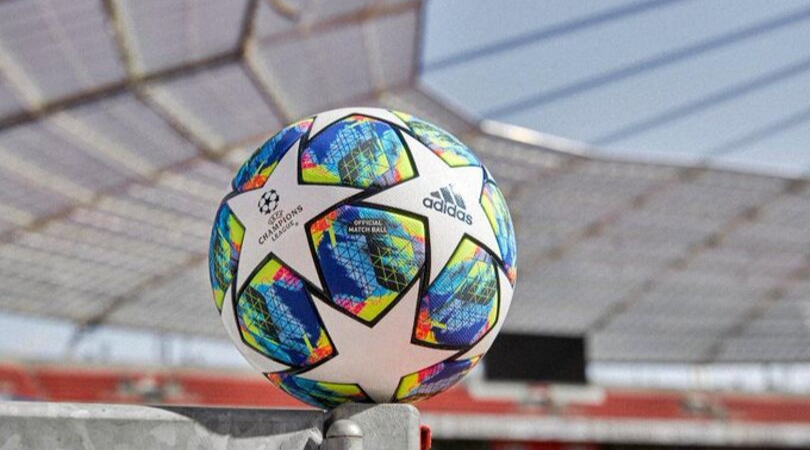 Adidas unveils new multi-coloured UEFA Champions League ball for 2019/20 season
