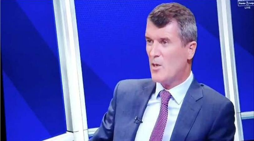 Roy Keane shuts down Jamie Carragher while discussing about Liverpool on Skysports show