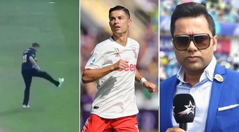 Aakash Chopra compares a bowler to Cristiano Ronaldo on social media, names the star incorrectly
