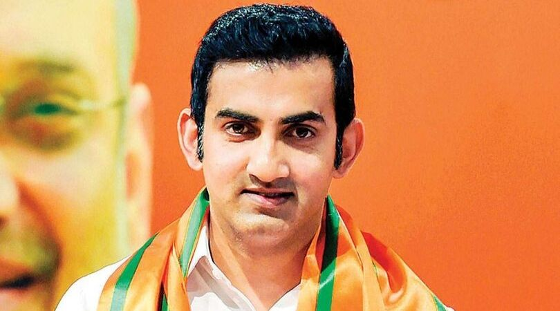 Gautam Gambhir calls out for banishment of Pakistan Prime Minister Imran Khan from sports community
