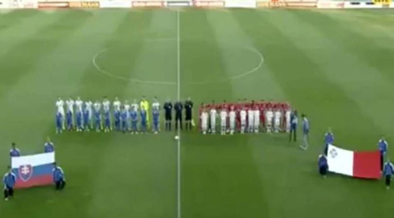 Linkin Park's 'Numb' was played in 2014 instead of Malta's national anthem in a game