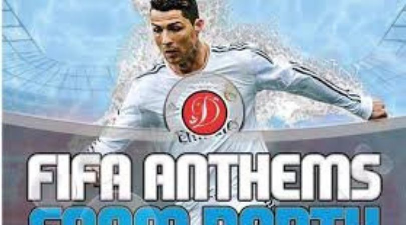 FIFA Anthems based foam party to be held at a UK nightclub