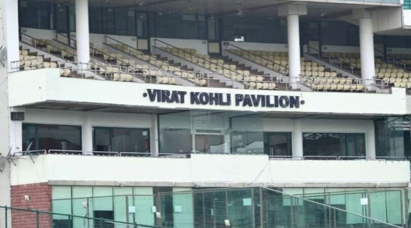 Virat Kohli pavilion: 3 current cricketers who have pavilion, end or stadium to their names