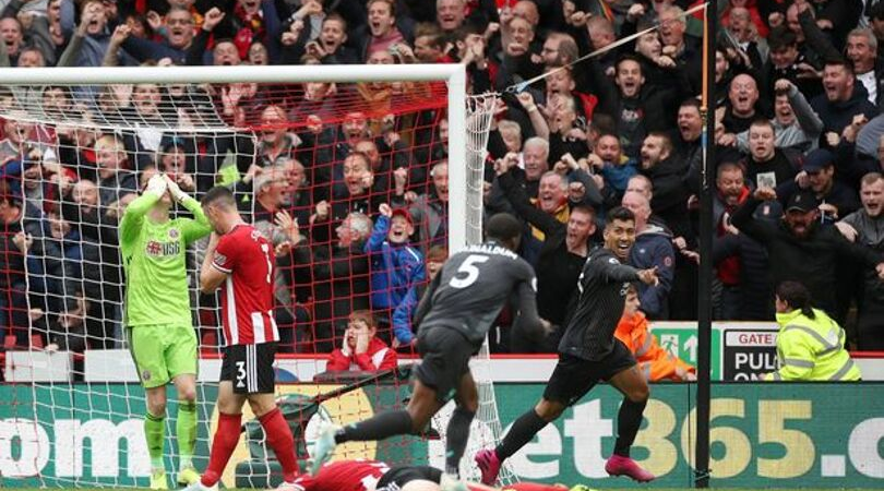 Watch Henderson howler hands Liverpool a lucky 1-0 victory over Sheffield United