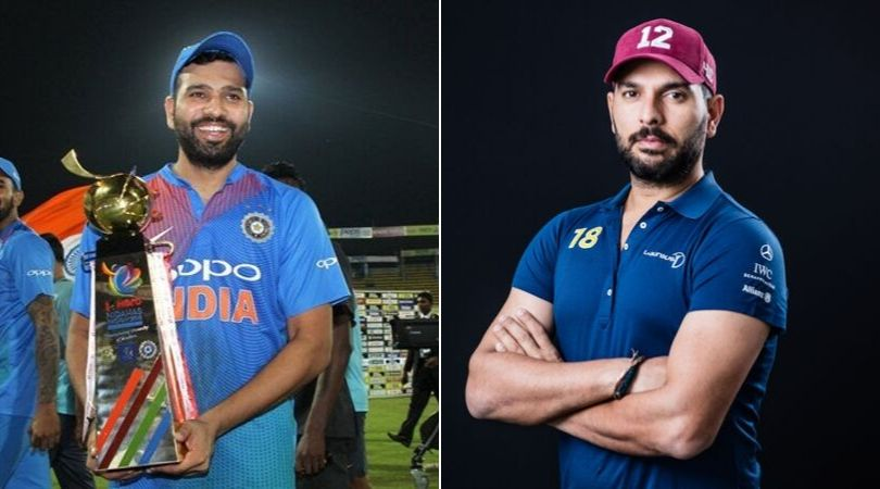 Should Rohit Sharma lead India in T20Is, Yuvraj Singh answers