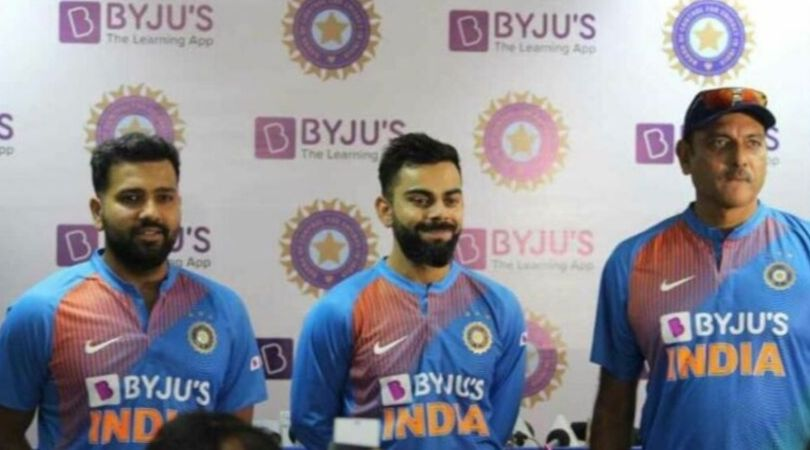 Team India New Jersey: Indian players don new BYJU's jersey ahead of Dharamsala T20I vs South Africa