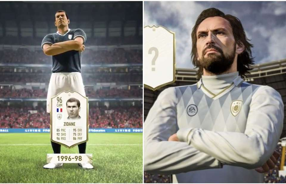 FIFA 20 ICONS Rating: EA Sports reveal ratings of football legends in ICON mode in FIFA 20