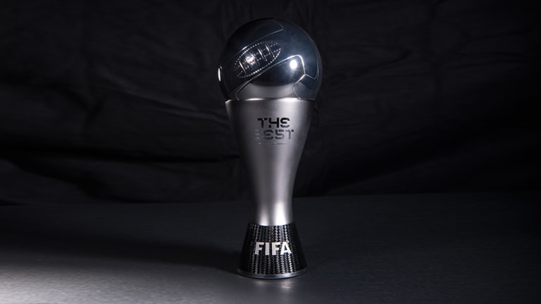 FIFA shortlist the best team of the year for their performances over the last year.