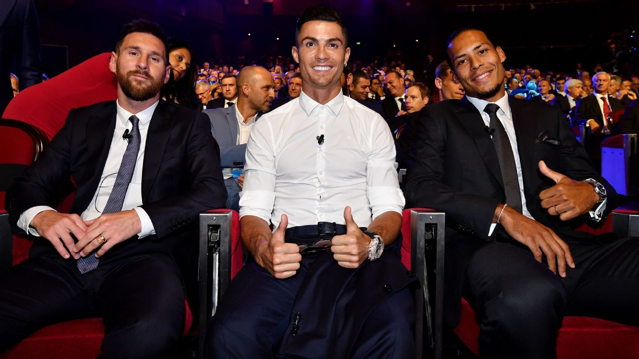 The Best FIFA Football Awards 2019 Date and Live Telecast in India: When and where to watch FIFPRO the Best award?