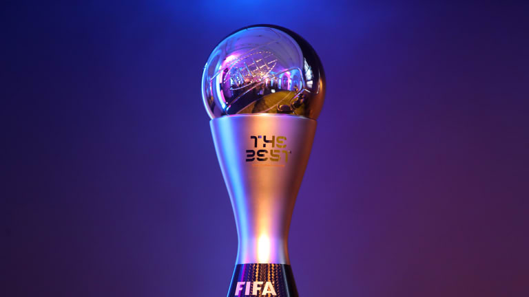 Who won the FIFA Player of the year award, FIFPRO XI, Goalkeeper, Coach award of the year?