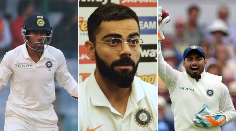 India Playing XI vs South Africa: Virat Kohli reveals who will play between Wriddhiman Saha and Rishabh Pant in 1st Test