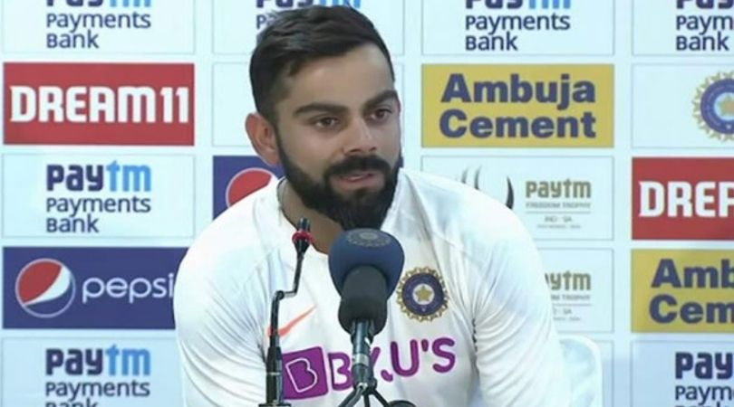 Virat Kohli Press Conference: Watch Kohli answers if Sourav Ganguly has discussed MS Dhoni's future with him
