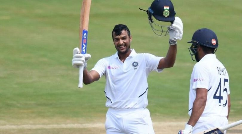 Twitter reactions on Mayank Agarwal's maiden double century vs South Africa in Visakhapatnam