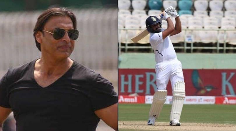 WATCH: Shoaib Akhtar backs Rohit Sharma to score triple century vs South Africa